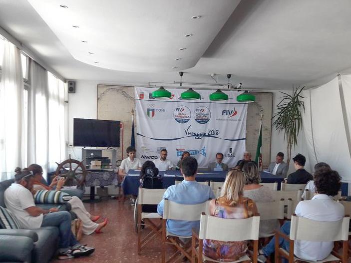 Conferenza stampa presentazione cinemare 2018